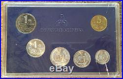 1997 China Six Coin Proof Set in Original Presentation Box (CW3)