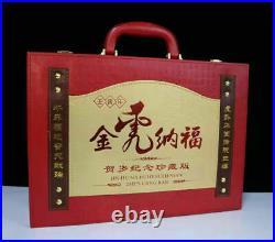 43pcs New 2022 China Zodiac Tiger Silver bar Coins Set