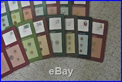 Coin Sets of All Nations Many Uncirculated and Proof sets 2 China Cards