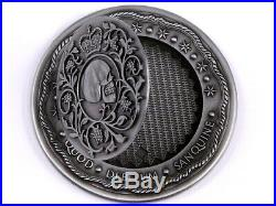 John Wick 2 Blood Oath Marker And Coin Replica Set