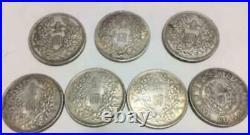 Kurades Chinese Old Coins Republic Of China 3-10 Ying Se-Kai Set Silver Coin
