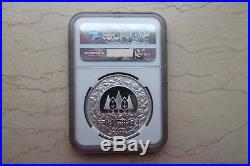 NGC PF70 UC China 2003 One Set (2 Pieces of 1oz Silver Coins) Arbor Day