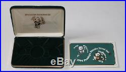 RARE 1994 China Set of Panda NGC PF 69 BI-METALLIC GOLD SILVER Coins BOX & COA